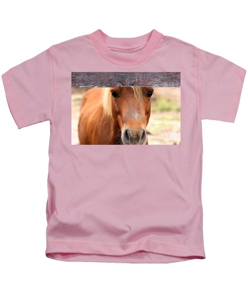 Peaking Pony Kids T-Shirt