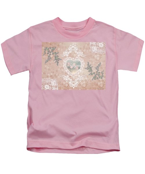 Penny Postcard Passionate Kids T-Shirt