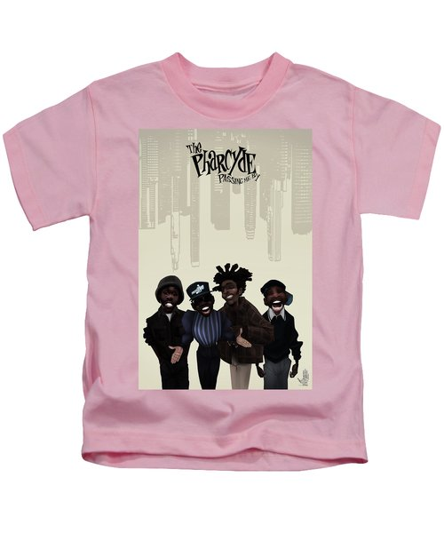 Pharcyde -passing Me By 1 Kids T-Shirt