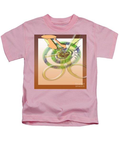 Pin Pointer Kids T-Shirt