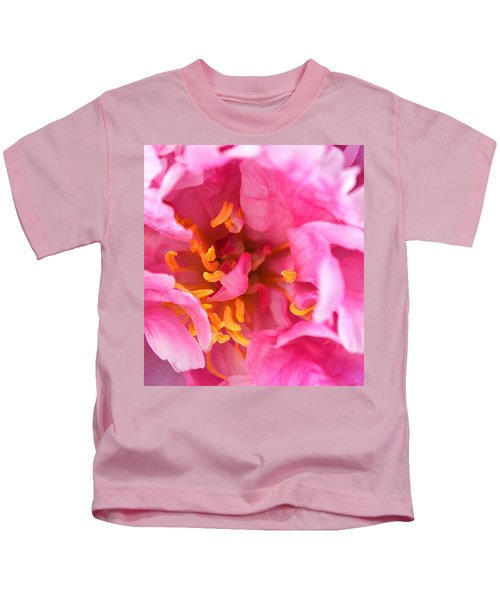 Pink Beauty Kids T-Shirt