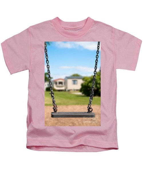 Playground Swing Kids T-Shirt