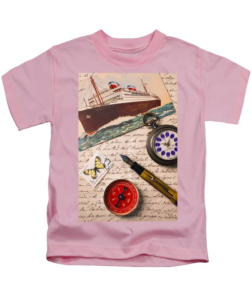 Post Card And Letter Kids T-Shirt
