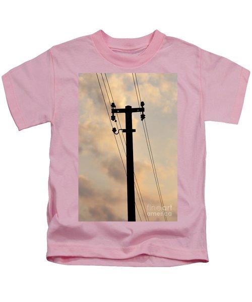 Power Pole Kids T-Shirt