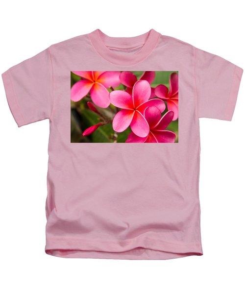 Pretty Hot In Pink Kids T-Shirt