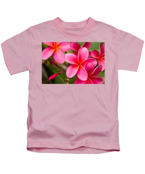 Pretty Hot In Pink Kids T-Shirt