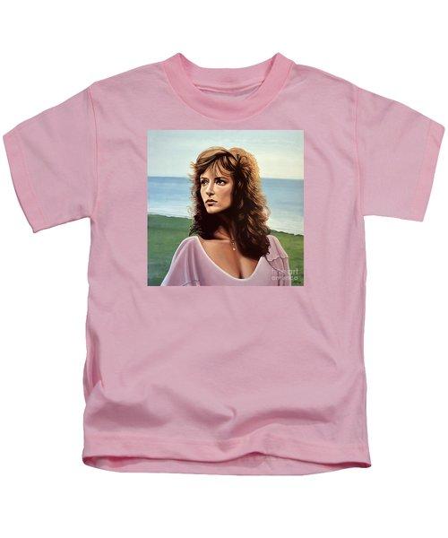 Rachel Ward Kids T-Shirt
