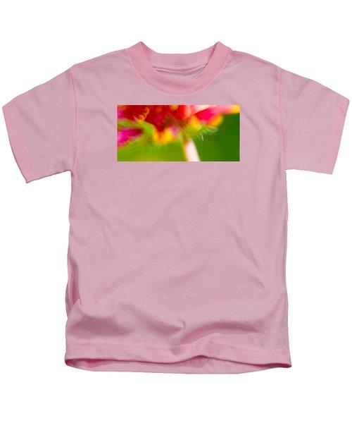Rainbow Flower Kids T-Shirt
