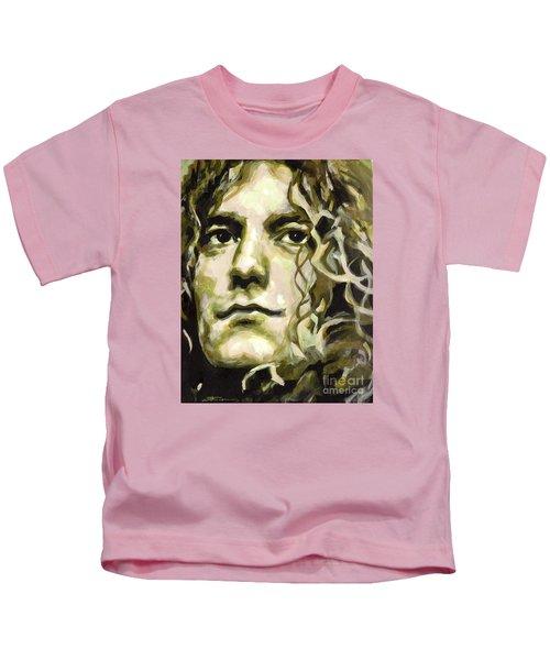 Robert Plant. Golden God Kids T-Shirt