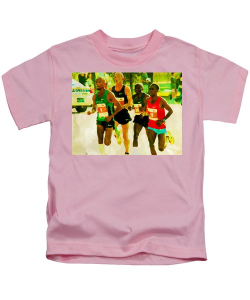 Runners Kids T-Shirt