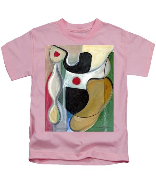 Sensuous Beauty Kids T-Shirt