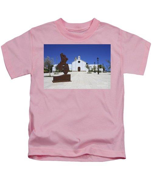 Sitges Spain Kids T-Shirt