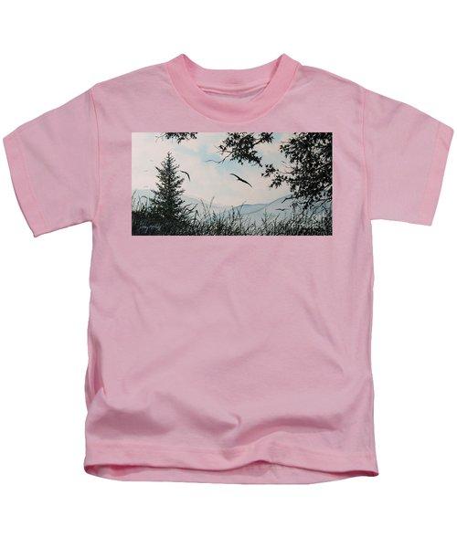 Soaring High Sold Kids T-Shirt