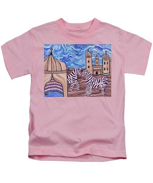 Stars And Stripes Kids T-Shirt
