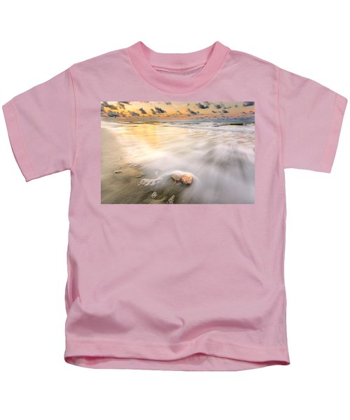 Sunrise On Hilton Head Island Kids T-Shirt