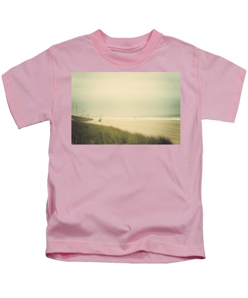 Surf's Up Seaside Park New Jersey Kids T-Shirt