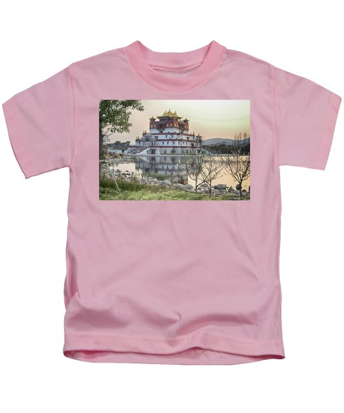 Temple Wuxi China Color Kids T-Shirt