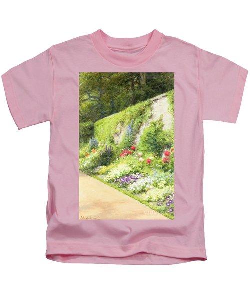 The Artists Garden Kids T-Shirt