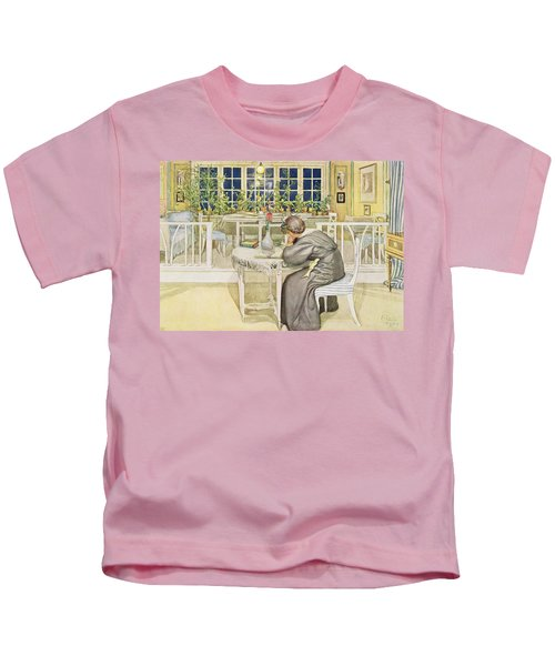 The Evening Before The Journey Kids T-Shirt