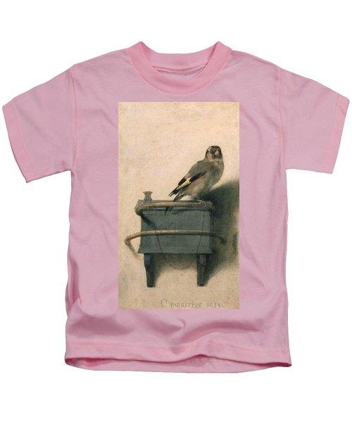 The Goldfinch Kids T-Shirt