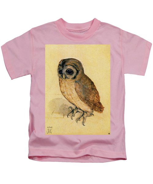 The Little Owl Kids T-Shirt