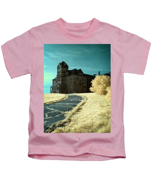 The Old Odd Fellows Home Color Kids T-Shirt