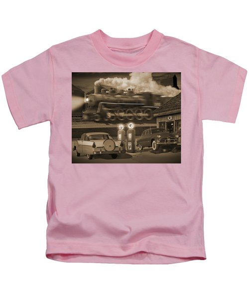 The Pumps 2 Kids T-Shirt
