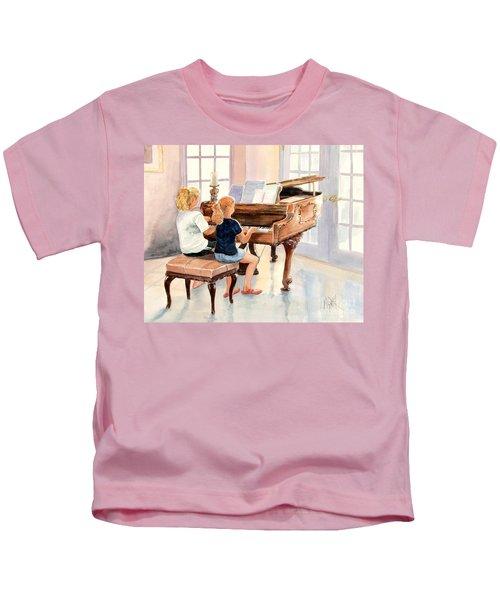 The Sister Duet Kids T-Shirt