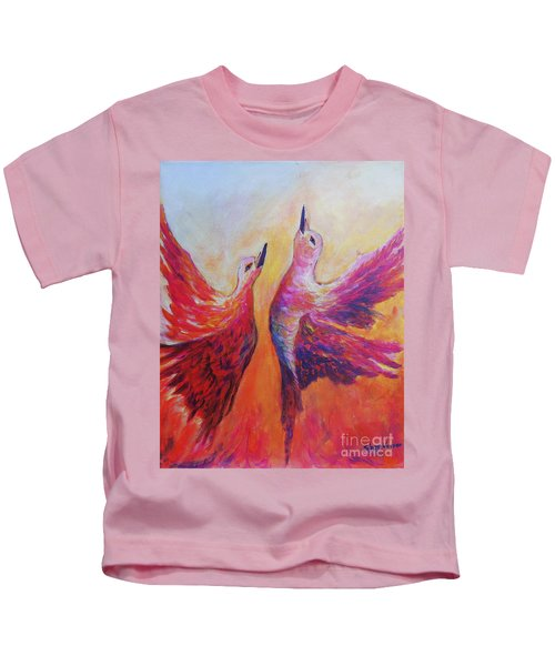 Towards Heaven Kids T-Shirt