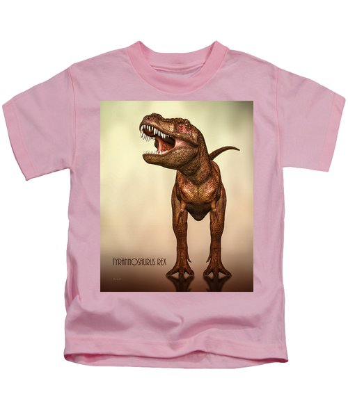 Tyrannosaurus Rex 2 Kids T-Shirt