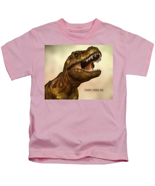 Tyrannosaurus Rex 3 Kids T-Shirt