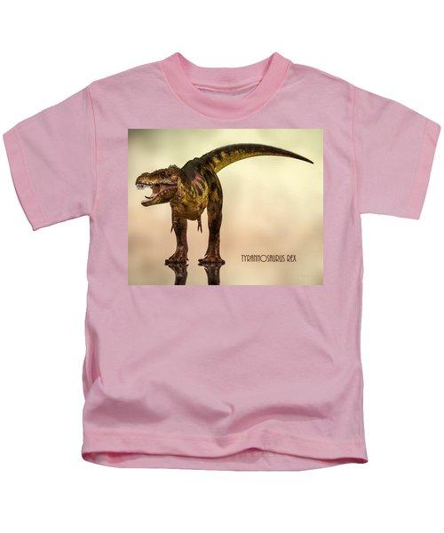 Tyrannosaurus Rex Dinosaur  Kids T-Shirt