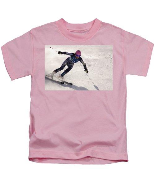 Us Alpine Championships Kids T-Shirt