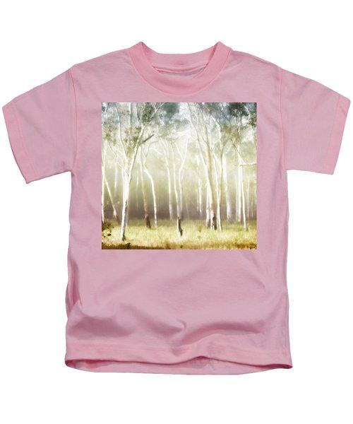 Whisper The Trees Kids T-Shirt