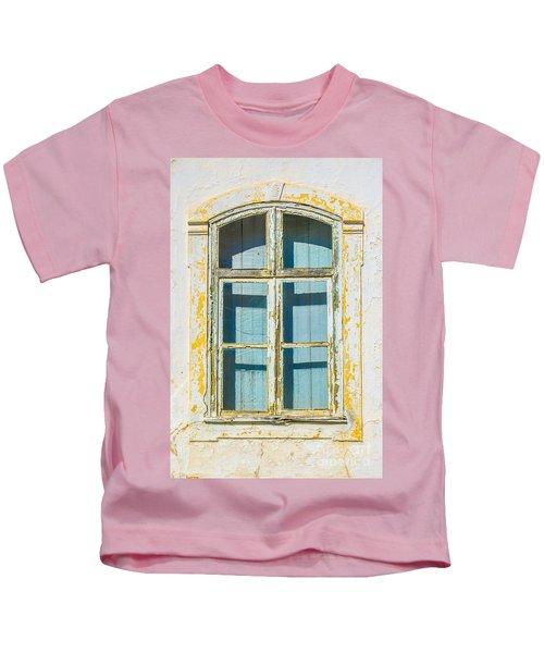 White Window Kids T-Shirt