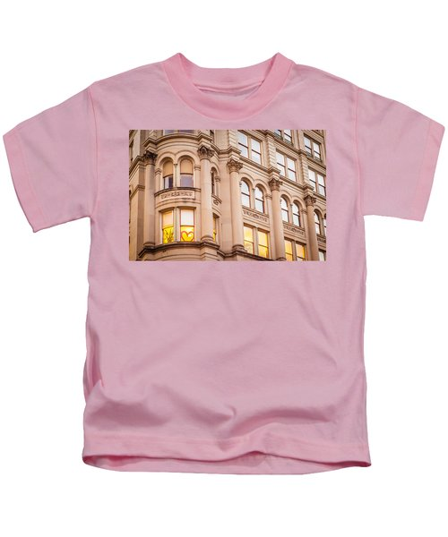 Window To My Heart Kids T-Shirt