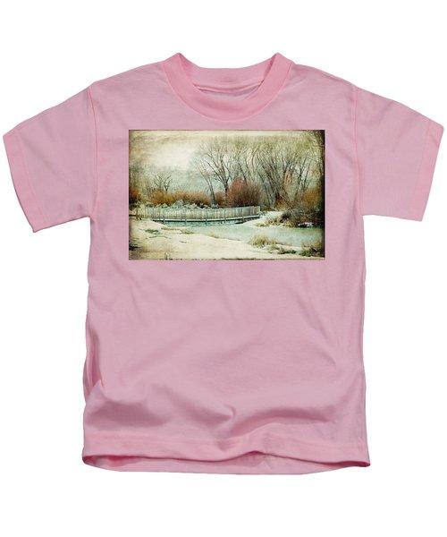 Winter Days Kids T-Shirt