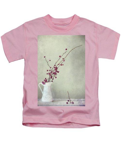 Winter Still Life Kids T-Shirt