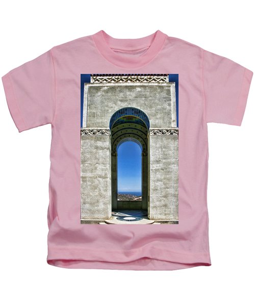 Wrigley's Memorial By Diana Sainz Kids T-Shirt