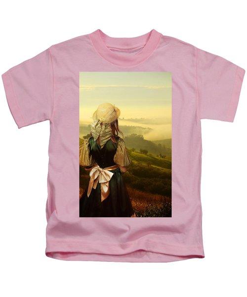 Young Traveller Kids T-Shirt