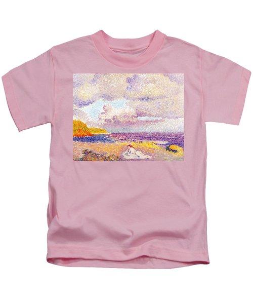 An Incoming Storm Kids T-Shirt