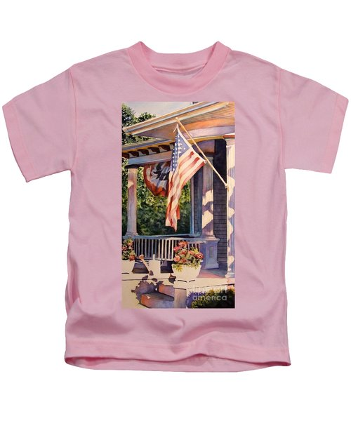 Hot August Night Kids T-Shirt