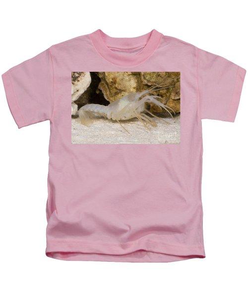 Mclanes Cave Crayfish Kids T-Shirt
