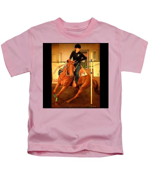 Andy And Chrissy Turning #together Kids T-Shirt