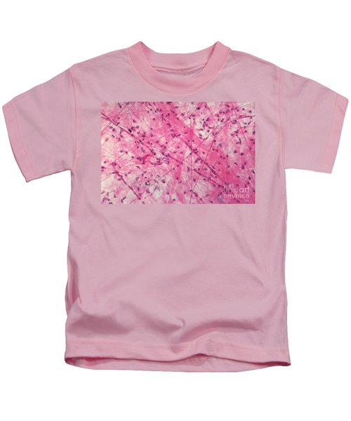 Areolar Connective Tissue Kids T-Shirt