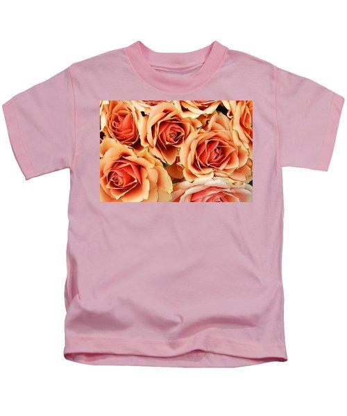 Bergen Roses Kids T-Shirt