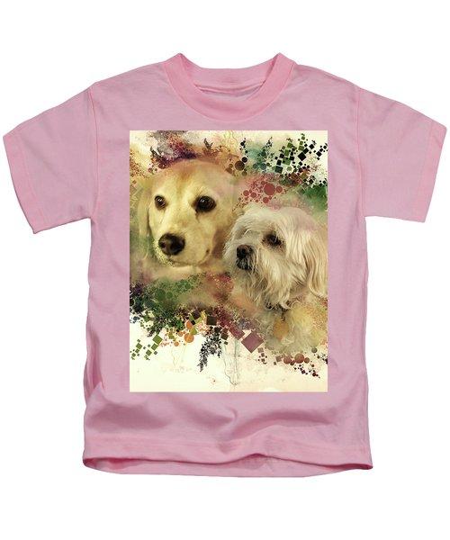 Best Friends Kids T-Shirt