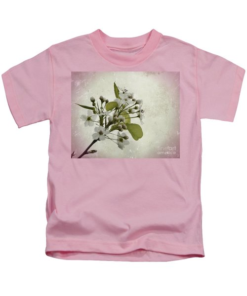Etched In Love Kids T-Shirt