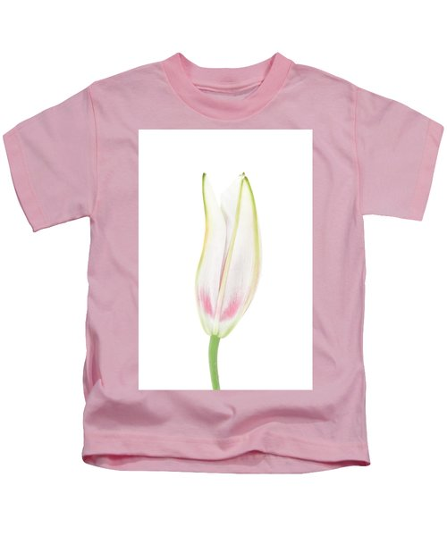 Lily In The Snow Kids T-Shirt