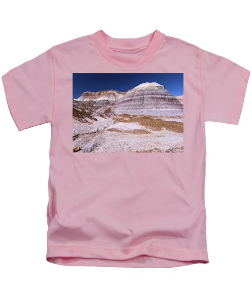 Mountain Stripes Kids T-Shirt